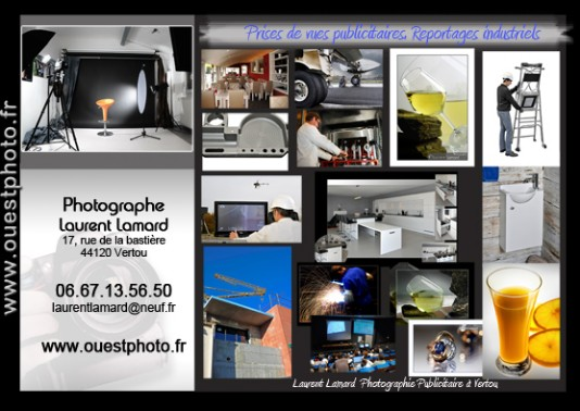 photographe industriel nantes